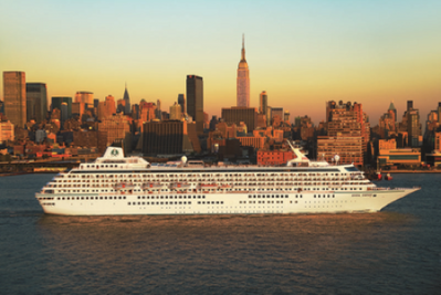 'Crystal Symphony': Photo credit NYK Group