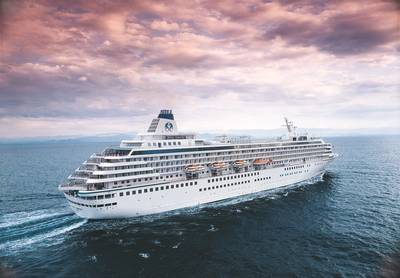 Crystal Symphony (Photo: Crystal Cruises)