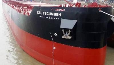 CSL Tecumseh (Photo: Port of Redwood City)