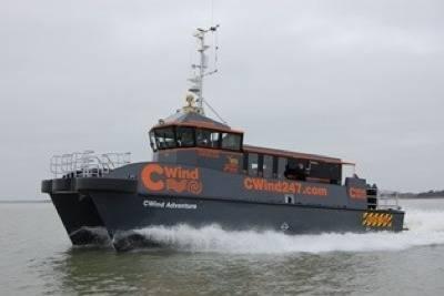 CTruck Catamaran: Image credit CTruk