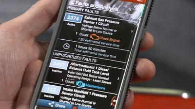 Cummins Guidanz Mobile App Improves Customer Uptime  (Photo: Cummins)