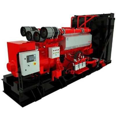 Cummins QSK 60 generator