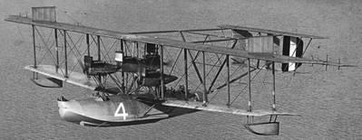Curtiss NC-4 (U.S. Navy photo)
