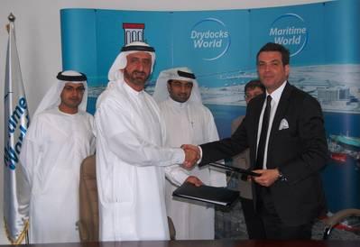 DAMAC Properties Managing Director, Ziad El Chaar at Signing: Photo credit DAMAC