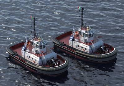 Damen ASD Tug 2411 (Photo: Damen Shipyards)
