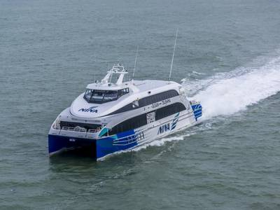 Damen Fast Ferry 4010 (Photo: Damen)