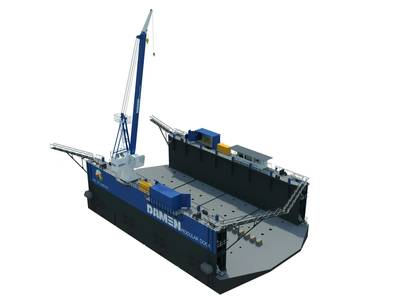 Damen Modular Dock (DMD) 4020.