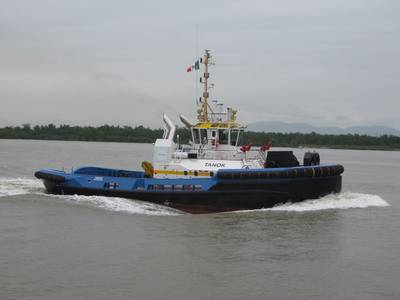 Damen's Tanok tug (Photo: Damen)