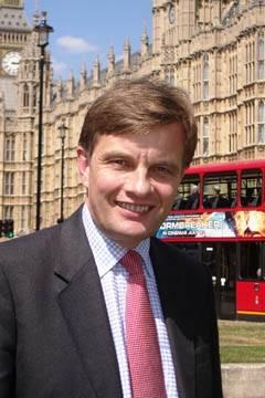 David Jones MP, Secretary of State for Wales (Photo: davidjones-mp.com)