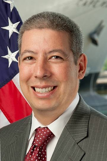 David Matsuda (photo: U.S. Maritime Administration)