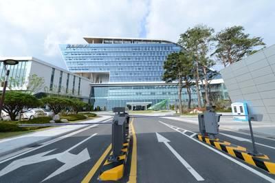 Deagu Head Office. Photo: Korea Gas Corp.