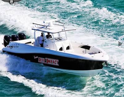 Deep Impact Sportsboat: Photo courtesy Deep Impact