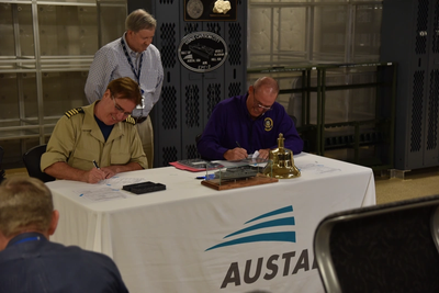 Austal Delivers Seventh EPF7 To US Navy