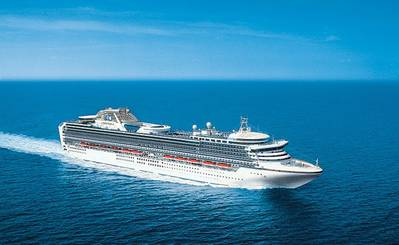 Diamond Princess (Photo: Princess Cruises)