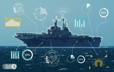 Digital Marine Naval Ships (Photo: GE)