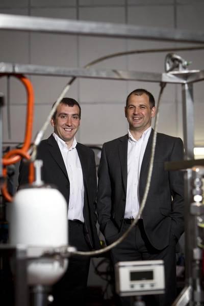 Directors of PPM Shaun Murray and Stuart Wood