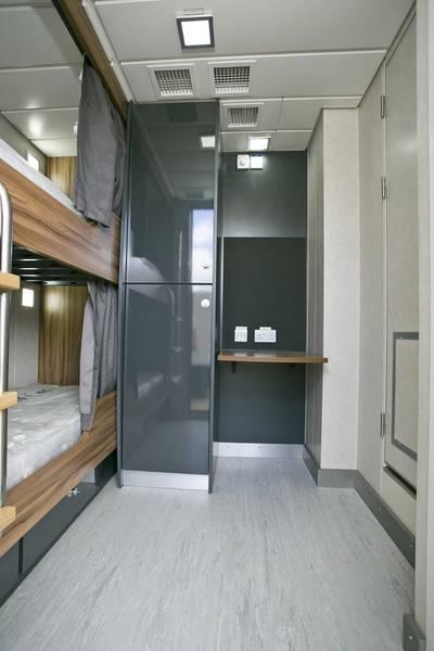 DNV 2.7-1/EN12079 Offshore 6m accommodation module
