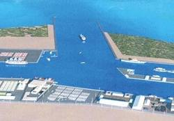Doha Port Project: Photo courtesy QNA