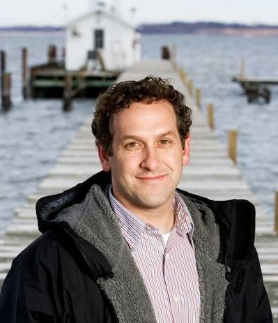 Dr. Mario Tamburri, director of the Maritime Environmental Resource Center.