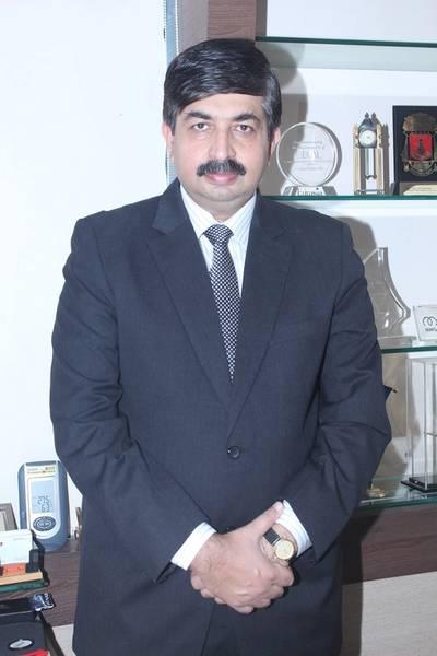 Dr Sanjay Bhavnani  (Photo: MMSI)