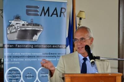 Dr. Takis Katsoulakos: Photo EC