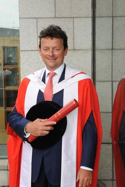 Dr Tony Hayward