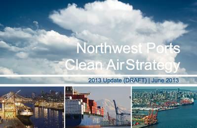 Draft Document: Courtesy of NW Ports