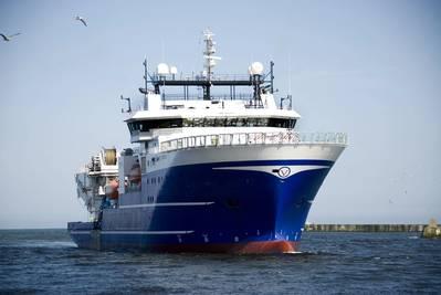 DSV Bibby Topaz (Photo: Bibby Offshore)