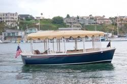 Duffy Electric Boat: Photo credit Vantage YC