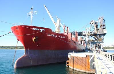 Durban Bulker: Photo credit Grundfos