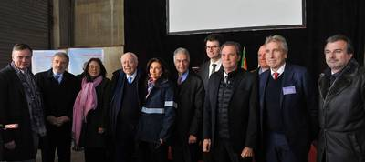 During the ceremony of the opening of the new Dock 10 at Port de Marseille Fos, the Group signed the Protocol of ESI Implementation on Costa Group fleet. Photo: Port of Marseille
