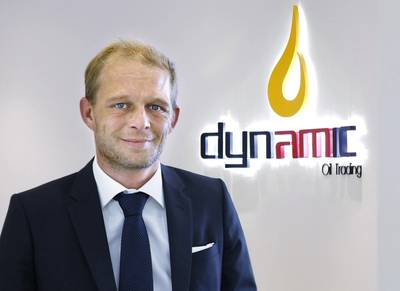 Dynamic Oil Trading CEO Lars Møller