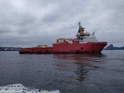 Image by Rodrigo Nemirovsky/MarineTraffic.com