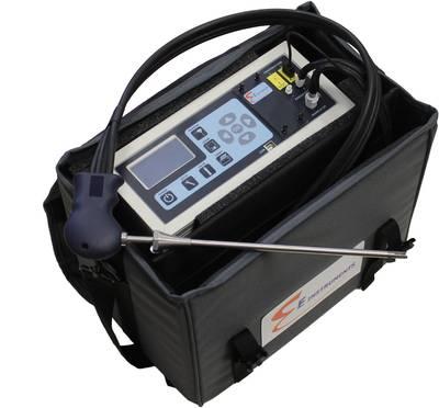 E8500 PLUS emissions analyzer (Photo: E Instruments International, LLC)