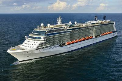 'Celebrity Reflection': Photo credit Celebrity Cruises