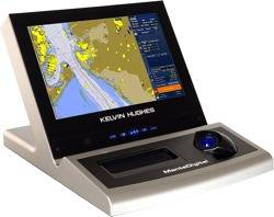 ECDIS Display: Wiki CCL Muzzauk