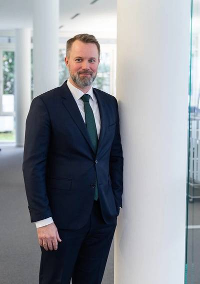 """Efficiency is all about human behavior ... Our platform helps to drive that efficient behavior."" Søren Andersen, CEO, StormGeo"