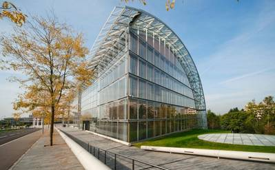 EIB Group's headquarters in Luxembourg. Photo: European Investment Bank