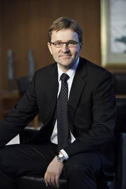 Eivind Kolding, CEO, Maersk Line