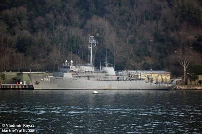 Cesme vessel - Credit:Vladimir Knyaz/MarineTraffic.com