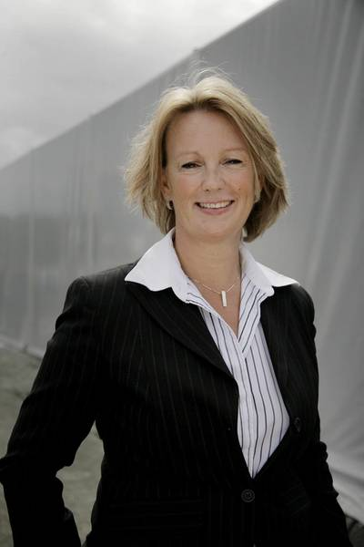 Elisabeth Tørstad, CEO in DNV GL - Oil & Gas.
