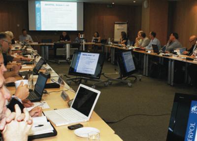 EMSA Course in Session: Photo credit EMSA
