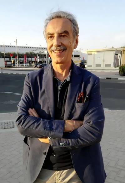Ennio Lucidi Next Geosolutions' Middle East general manager Photo Next Geosolutions