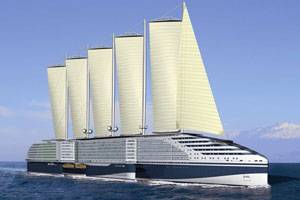 EOSEAS Cruise Ship Concept – Photo credit: Stirling Design International / STX Europe