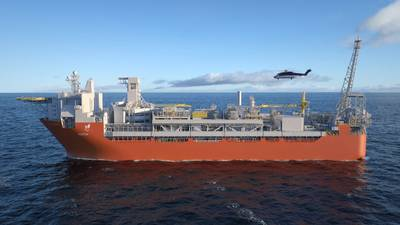 Equinor 3D illustration, Produced by Render AS