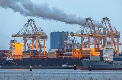 Port of Rotterdam- Credit: creativenature.nl/AdobeStock