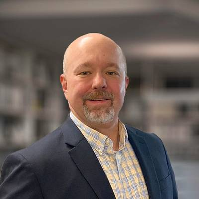 Eric Venable recently joined HDR as the new federal transportation director. Photo courtesy HDR