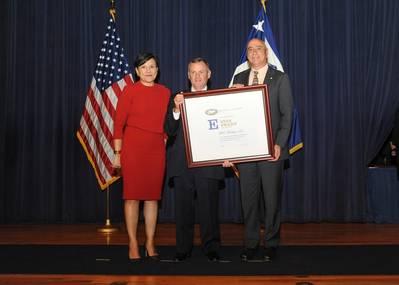 E-Star Award Cermony (Photo: DSC Dredge)