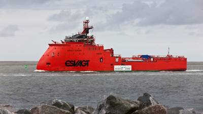 Esvagt Aurora (Photo: ESVAGT)