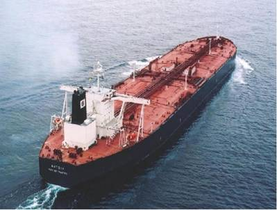 EURONAV VLCC Artois (Photo courtesy of EURONAV)